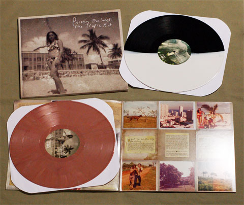 Photo Poison The Well Quot Tropic Rot Quot Double Lp Vinyl