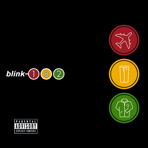 Blink 182 Take Off Your Pants And Jacket Vinyl Repress