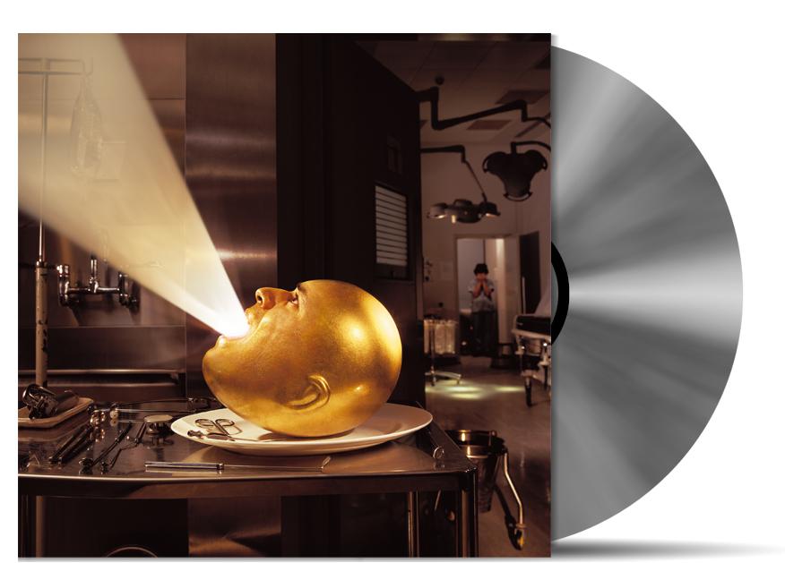 Mars Volta Deloused In The Comatorium Vinyl