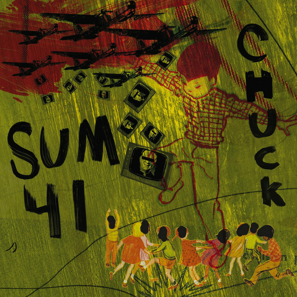 Sum 41 Chuck Vinyl Reissued By Srcvinyl Vinyl Collective