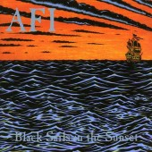 AFI Black Sails In The Sunset Vinyl LP