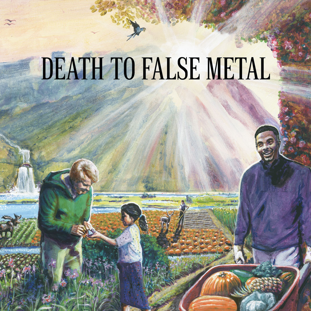 """Weezer's """"Death to False Metal"""" coming to vinyl for the ..."""