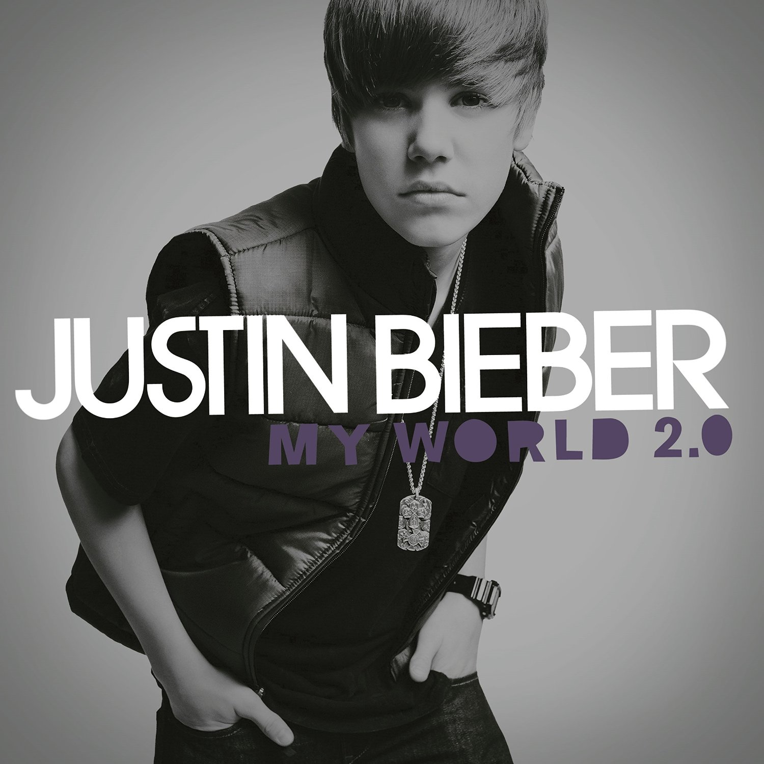 Justin Bieber My World Vinyl