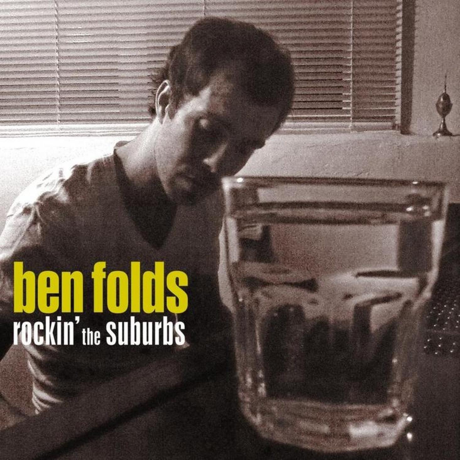 Pre Order Ben Folds Quot Rockin The Suburbs Quot Vinyl Reissue