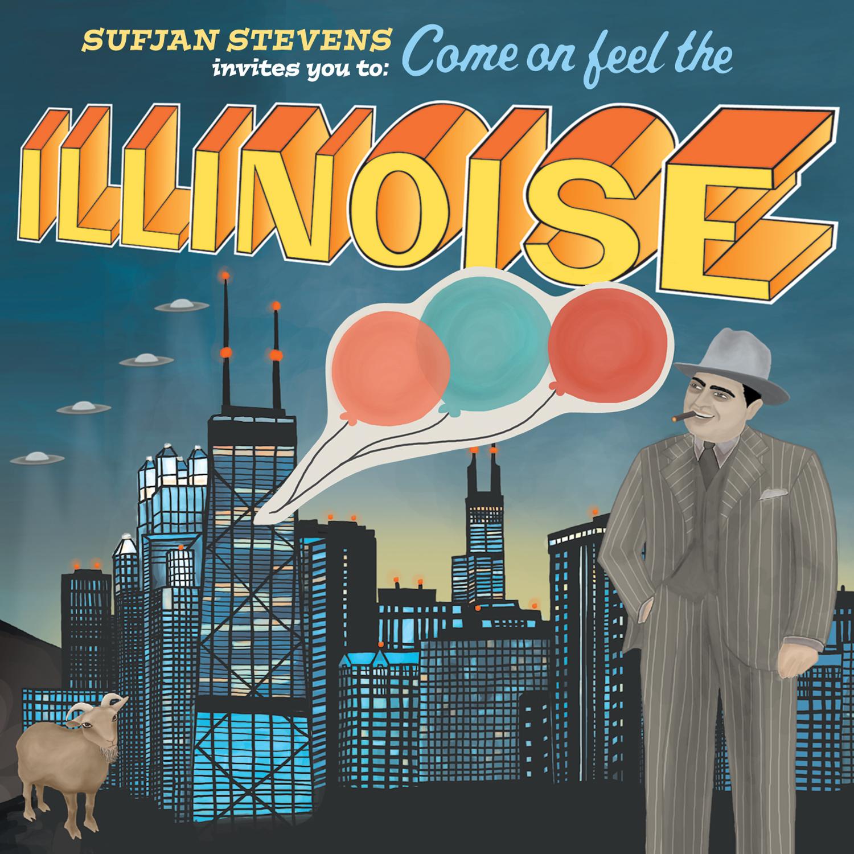 Sufjan Stevens Illinois Vinyl