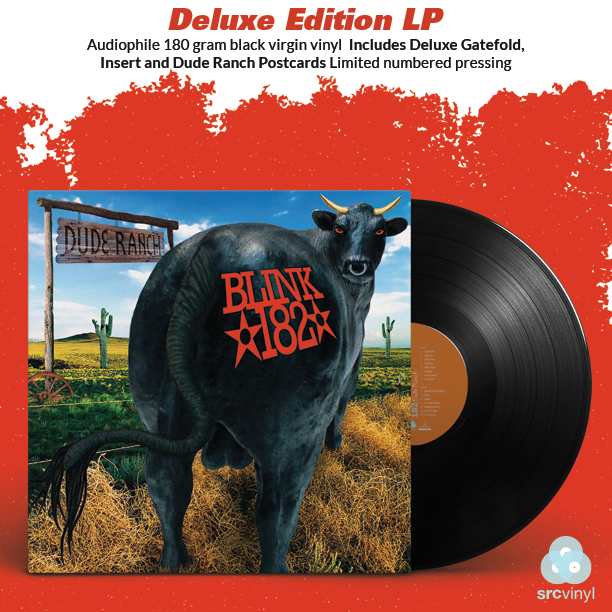 Blink 182 Dude Ranch Vinyl