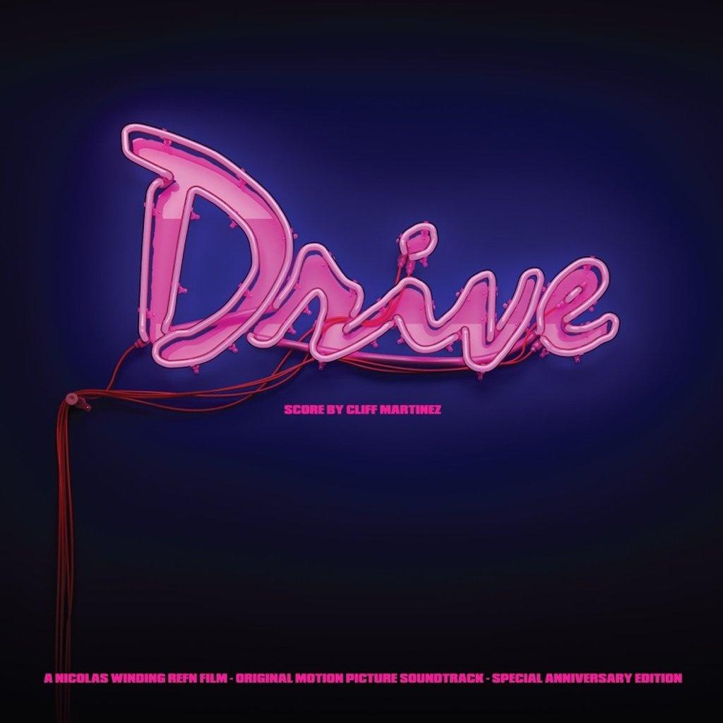 Drive Soundtrack Neon Pink Vinyl Pre Order Vinyl Collective