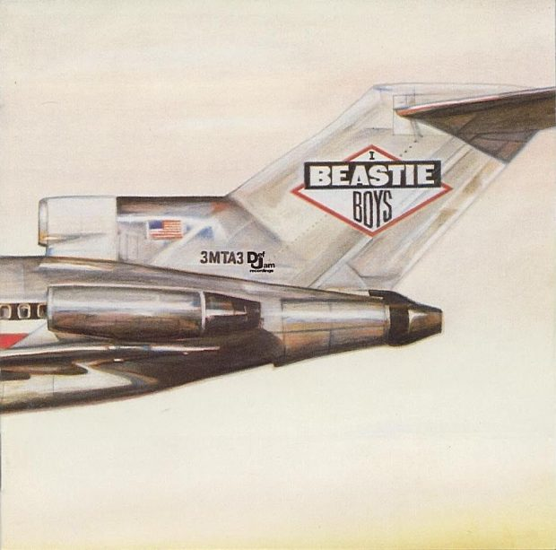 Beastie Boys License To Ill Vinyl