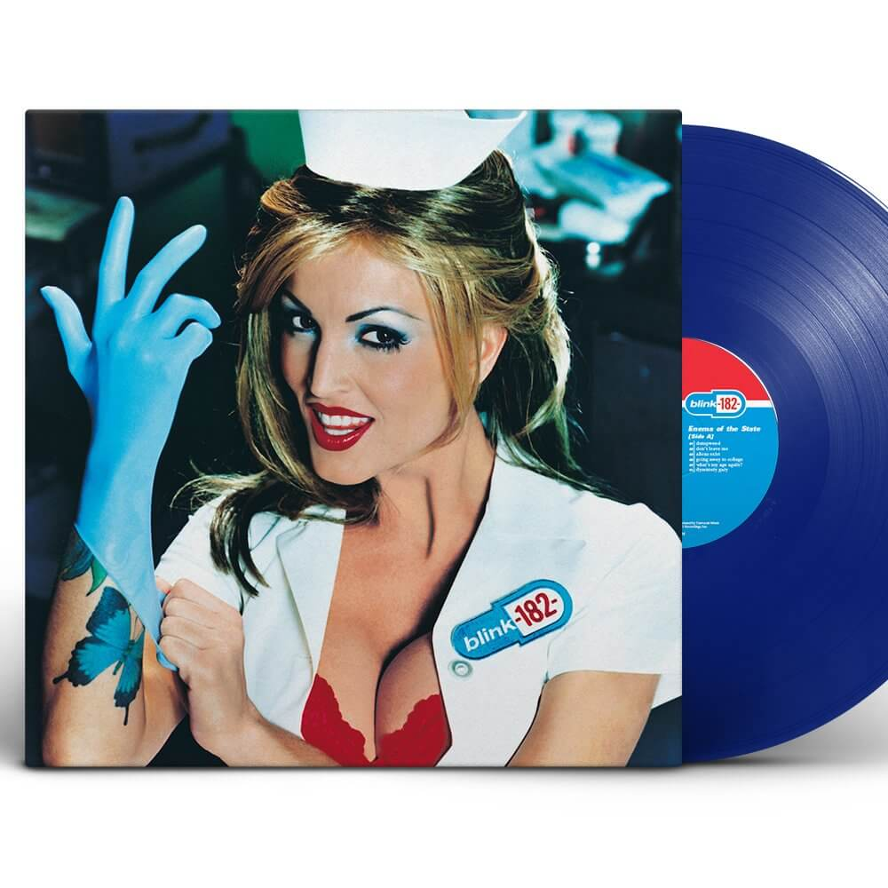 Limited Blink 182 Colored Vinyl Now Available Vinyl