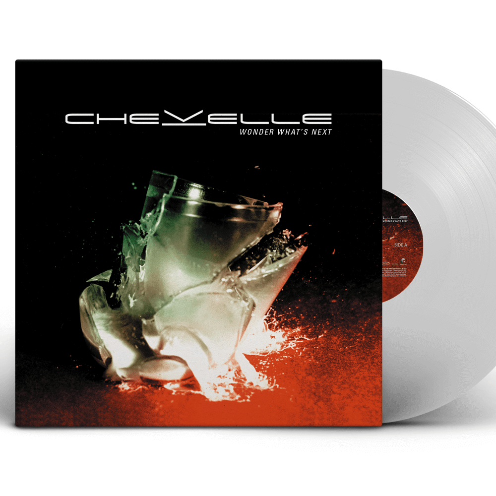 Chevelle Wonder What's Next Vinyl