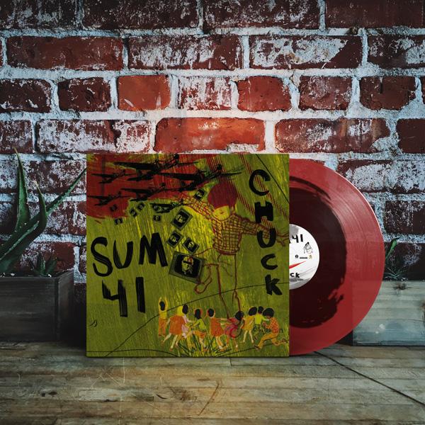Sum 41 Chuck Vinyl