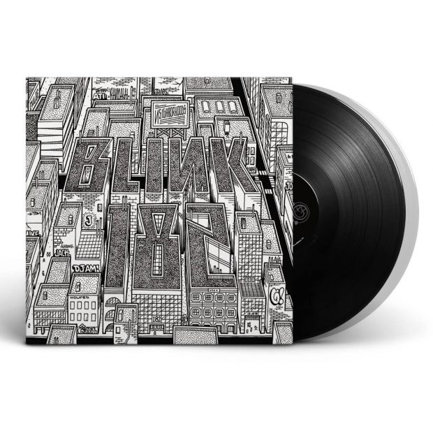 Blink 182 Neighborhoods Vinyl