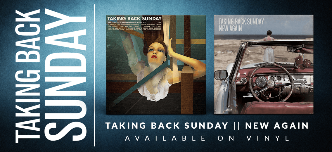 Taking Back Sunday Quot Taking Back Sunday Quot And Quot New Again