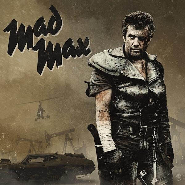Mad Max Trilogy Vinyl