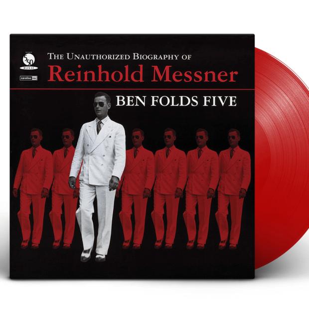 Ben Folds Colored Vinyl