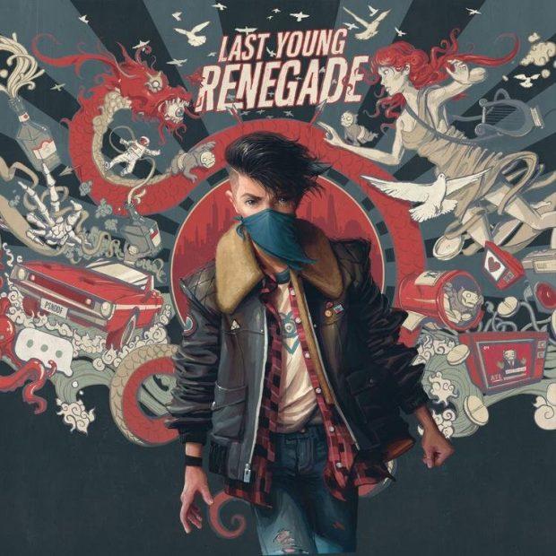 New All Time Low Album Quot Last Young Renegade Quot Vinyl Pre