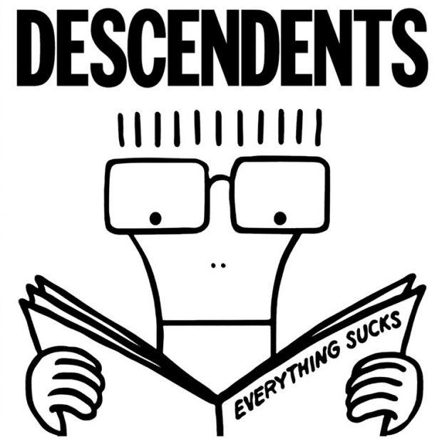 Descendents Everything Sucks Vinyl
