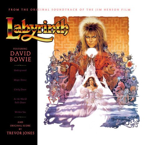 Labyrinth Soundtrack Vinyl