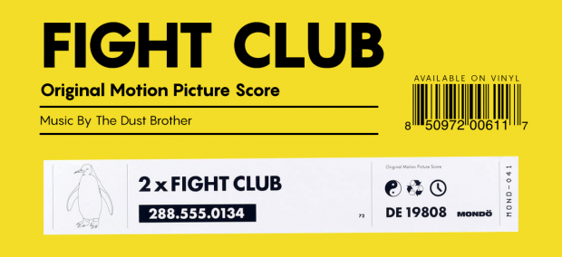 Fight Club 1999 Original Soundtrack To Be Released On