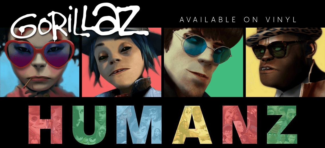 gorillaz clint eastwood wallpaper