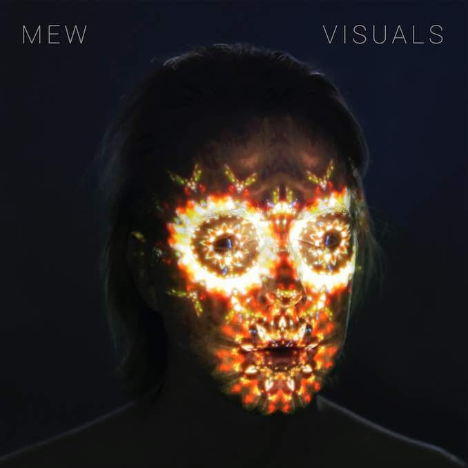 Image result for mew visuals vinyl art