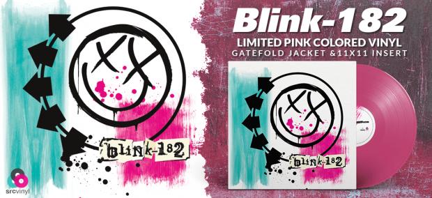 Blink 182 Pink Vinyl