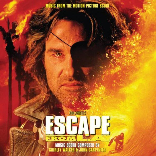 Escape From LA Vinyl