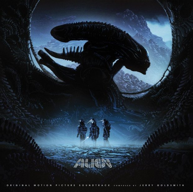 Jerry Goldsmith Alien Vinyl