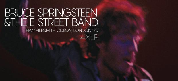Bruce Springsteen Vinyl