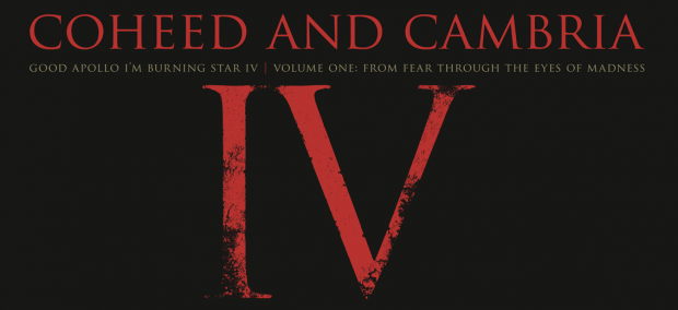Coheed & Cambria Good Apollo, I'm Burning Star IV Vinyl Reissue