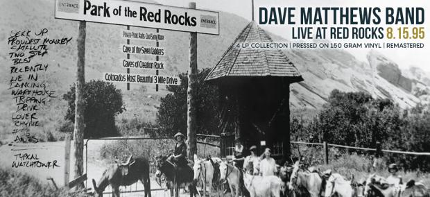 Dave Matthews Vinyl