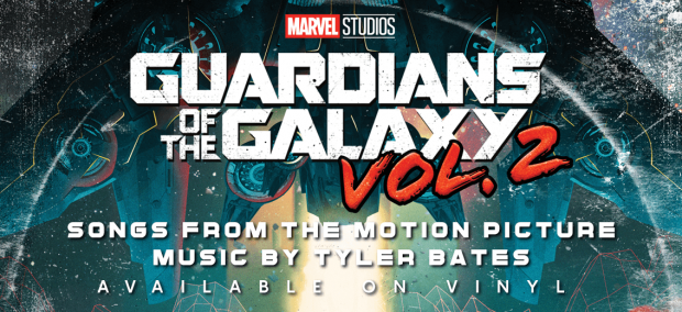 Guardians of the Galaxy Vinyl