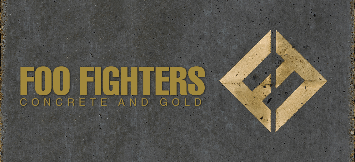 Foo Fighters Concrete And Gold Vinyl Vinyl Collective