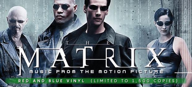 The Matrix Vinyl