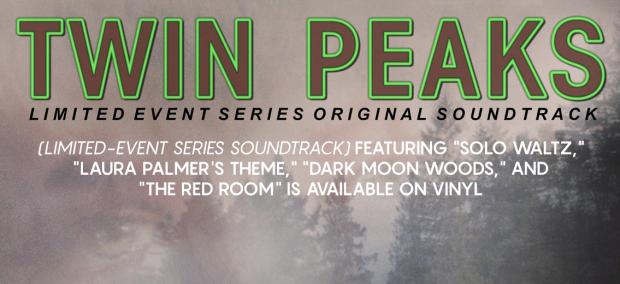 Twin Peaks Vinyl