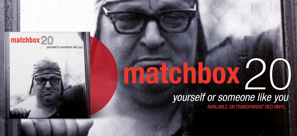 Matchbox 20 Vinyl Reissue