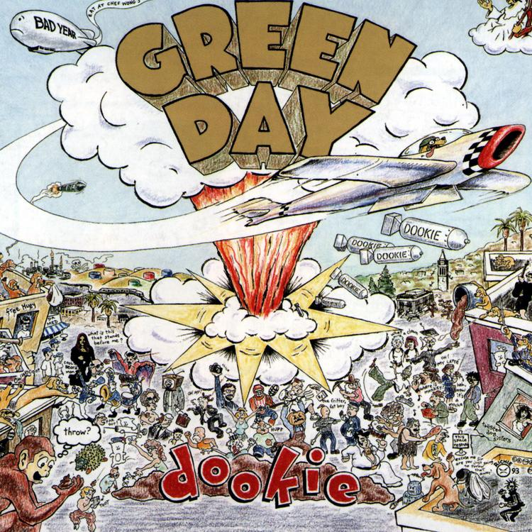 Green Day Picture Disc Vinyl