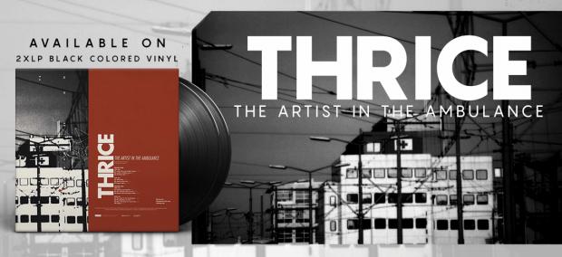 Thrice Artist Ambulance Vinyl