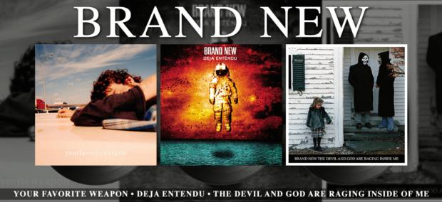 Brand New Vinyl