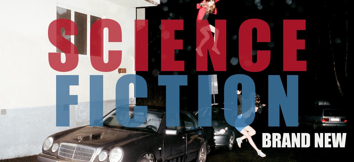 Pre Order Brand New Quot Science Fiction Quot On Vinyl Vinyl