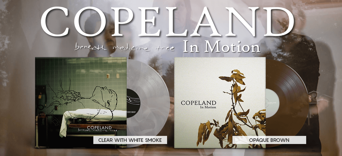 Copeland Vinyl