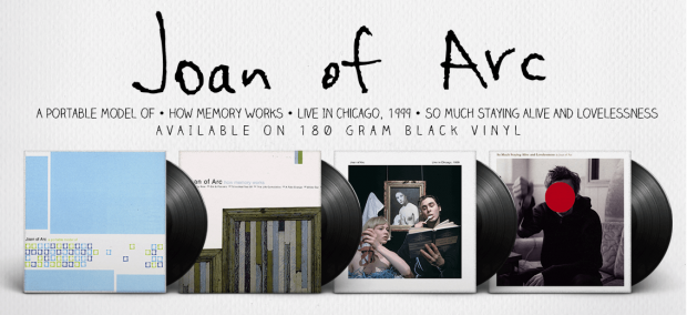 Joan of Arc Vinyl