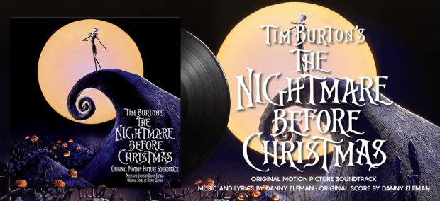 Nightmare Before Christmas Vinyl