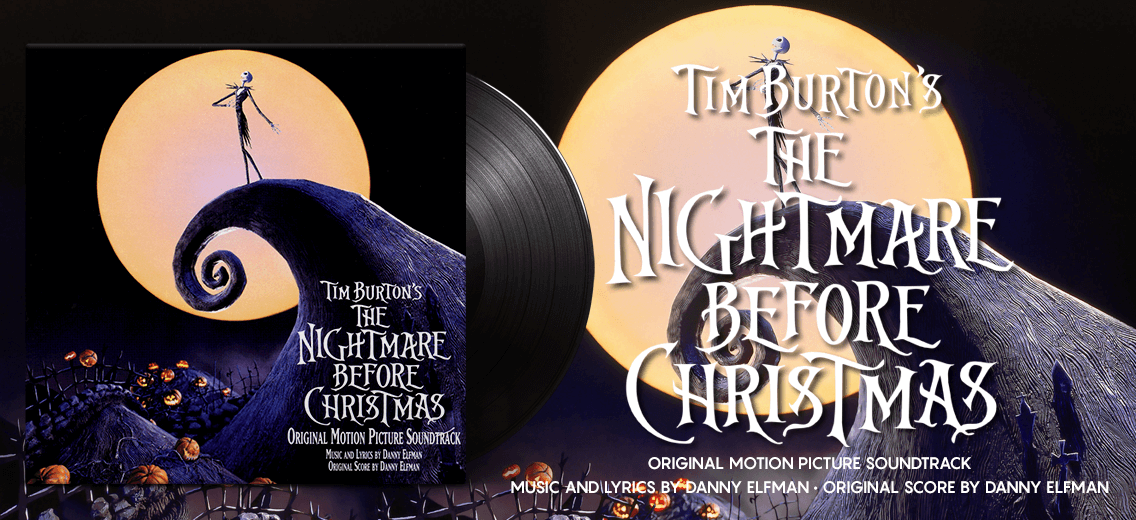 Nightmare Before Christmas Vinyl