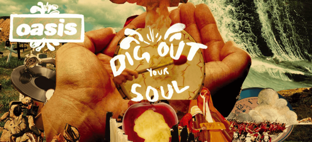 "Oasis ""Dig Out Your Soul"" Vinyl Reissue"