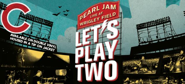 Pearl Jam Vinyl
