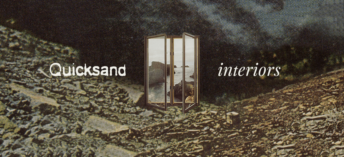 New Quicksand Album Quot Interiors Quot Vinyl And Cassette Pre