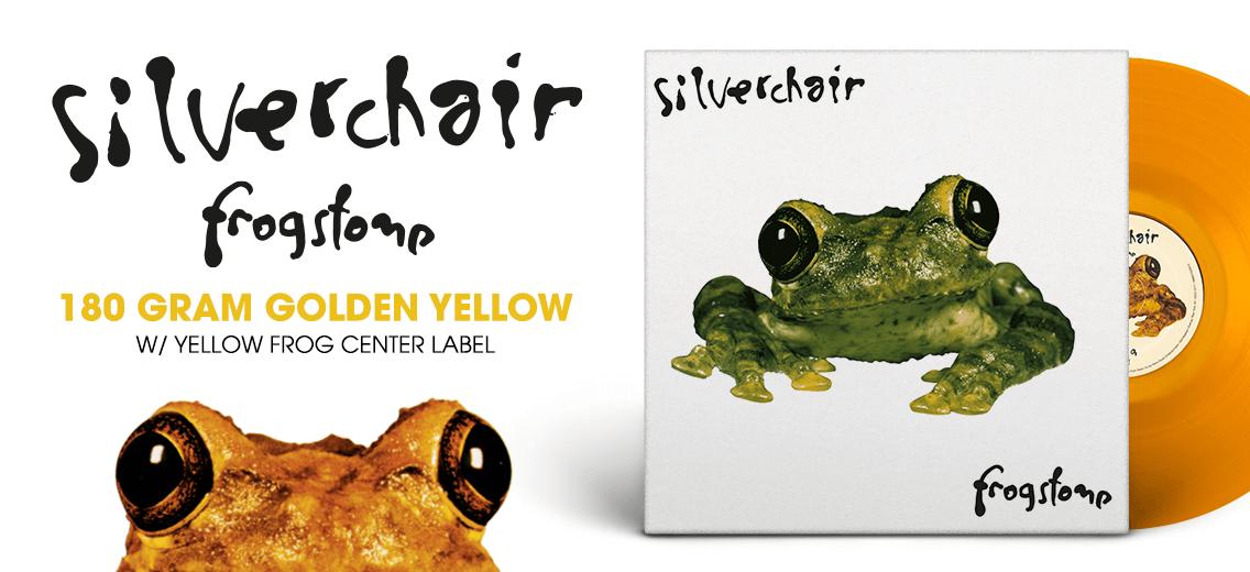Silverchair Quot Frogstomp Quot Vinyl Available Again Vinyl