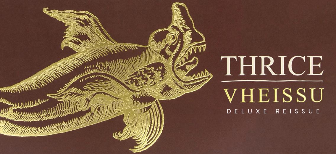 Thrice Vheissu Vinyl