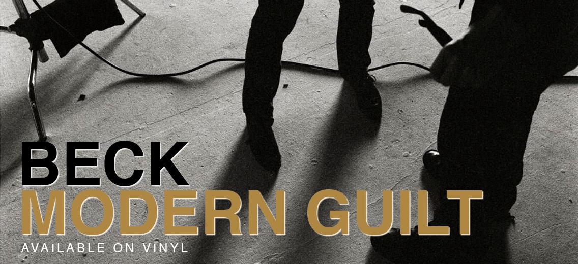 Beck Quot Modern Guilt Quot Amp Quot Mutations Quot Vinyl Reissue Vinyl